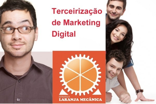 Terceirização de Marketing Digital